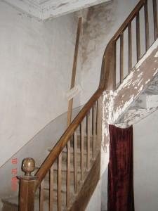 escalier reduit