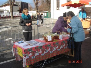 sauvegarde de l'eglise au marché